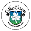 McCuen Construction Inc. Logo